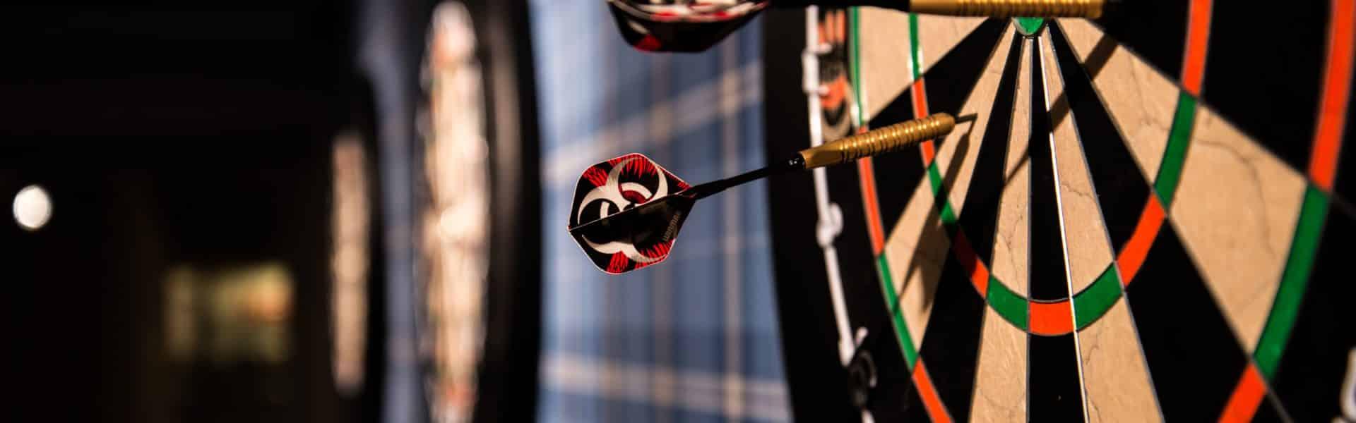 Spela Dart i Stockholm hos Birka Bowling