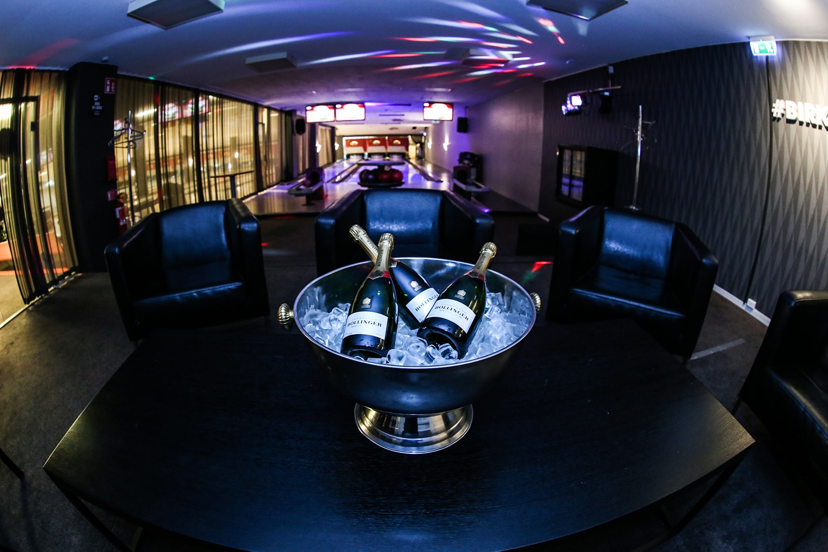 VIP-Lounge i Stockholm