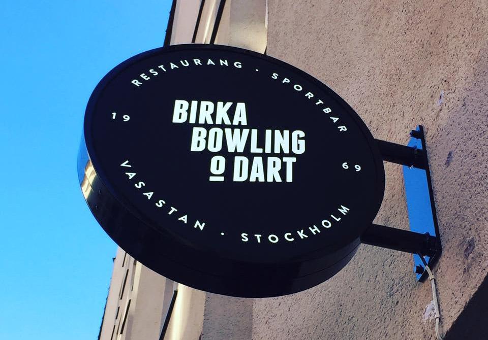 Birka Sportbar i Stockholm