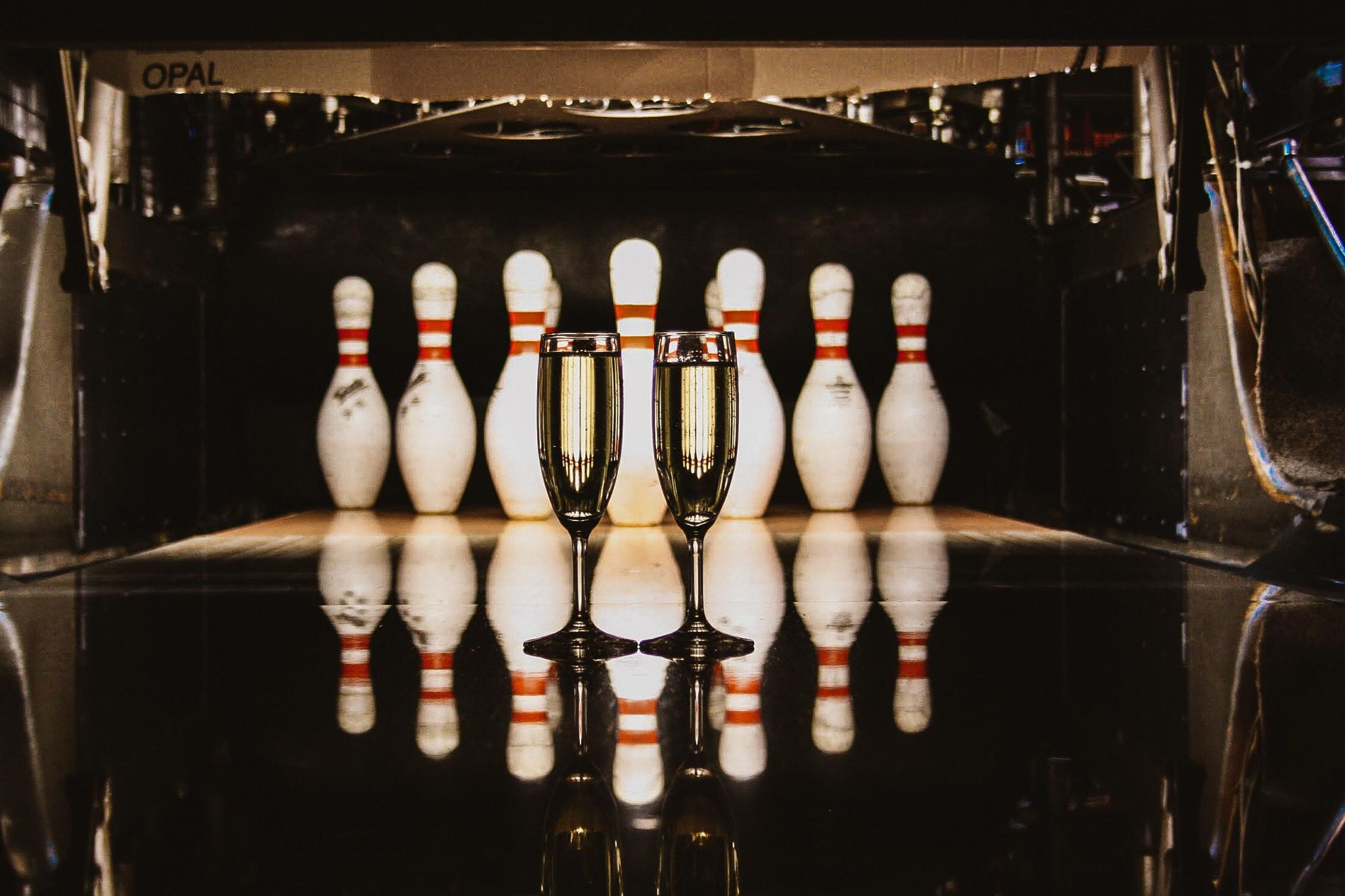 Skumpa & bowling